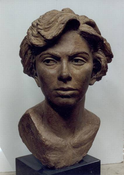 Portrait Head of Ruth